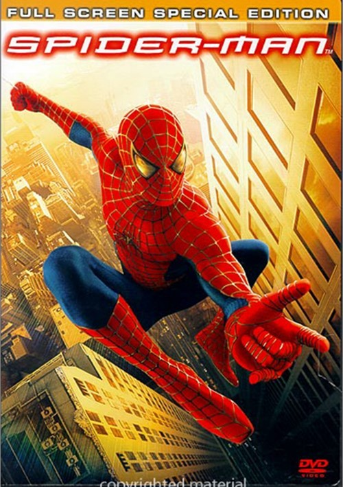 Spider-Man: 2 Disc Special Edition (Fullscreen) Movie