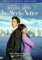 Two Weeks Notice (Fullscreen) Movie