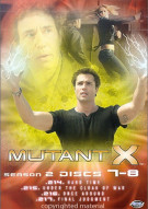 Mutant X: Season Two - Discs 7 & 8 Movie