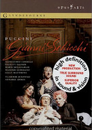 Puccini:  Gianni Schicchi Movie