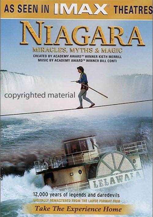 IMAX: Niagara - Miracles Myths & Magic Movie