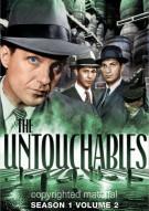 Untouchables, The: Season 1 - Volume 2 Movie