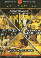 Four Swords: Shaw Brothers 4-Disc Collection Movie