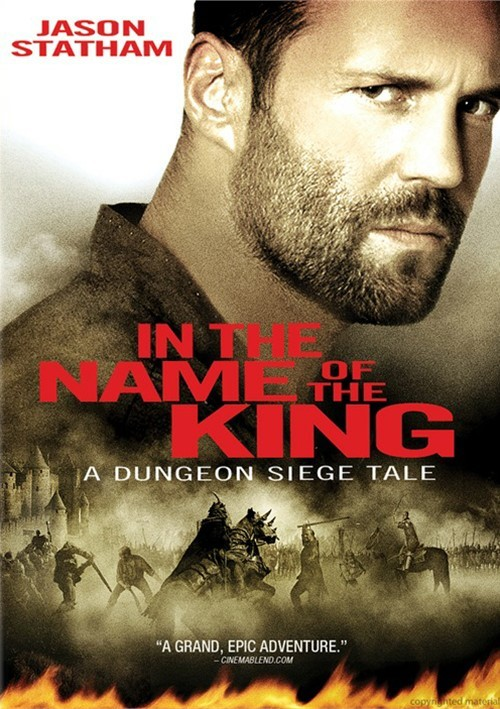a review of the movie in the name of the king a dungeon siege tale Home film reviews january 11, 2008 3:05pm pt in the name of the king: a dungeon siege tale a plodding patchwork of derivative fantasy-adventure, medieval production design, risible dialogue.
