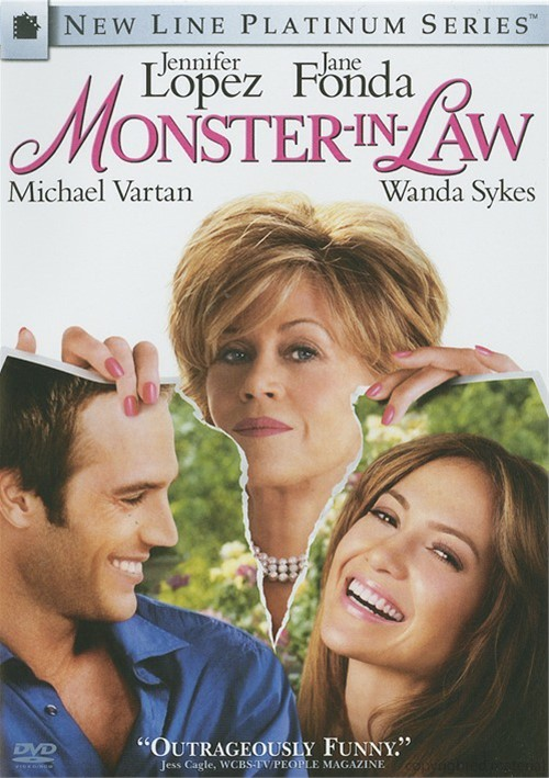 Monster-In-Law: New Line Platinum Series Movie