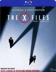 X-Files, The: I Want To Believe - Ultimate X-Phile Edition Blu-ray