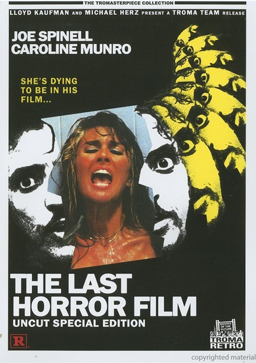 Last Horror Film, The Movie