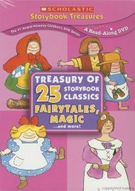 Scholastic Treasury Of 25 Storybook Classics, The: Fairytales, Magic ...And More! Movie