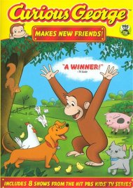 Curious George: Makes New Friends! Movie
