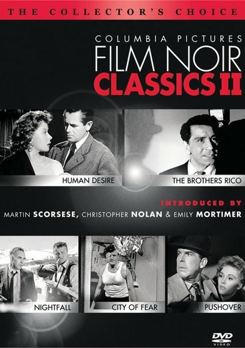 Film Noir Classics II Movie