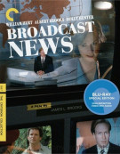 Broadcast News: The Criterion Collection Blu-ray
