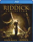 Riddick Trilogy Blu-ray
