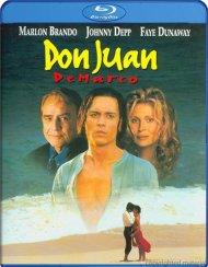 Don Juan DeMarco Blu-ray