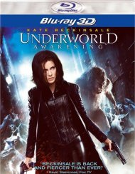 Underworld: Awakening 3D (Blu-ray 3D + UltraViolet) Blu-ray