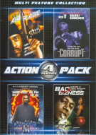 4 Film Pack: Action Pack Movie