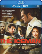 Iceman, The (Blu-ray + DVD Combo) Blu-ray