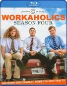 Workaholics: Season Four Blu-ray