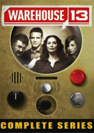 Warehouse 13: The Complete Series Movie