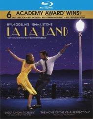 La La Land (Blu-ray + DVD Combo + UltraViloet)  Blu-ray