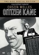 Citizen Kane: 60th Anniversary Edition Movie