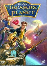 Treasure Planet Movie