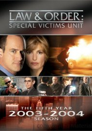 Law & Order: Special Victims Unit - The Fifth Year Movie