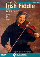 Kevin Burke: Learn To Play Irish Fiddle Movie