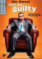 Find Me Guilty (Repackage) Movie