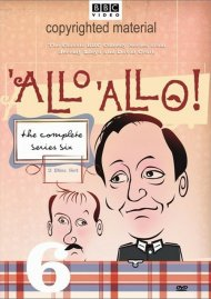 Allo Allo!: The Complete Series Six Movie