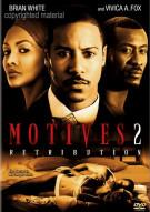 Motives 2: Retribution Movie