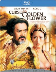 Curse Of The Golden Flower Blu-ray