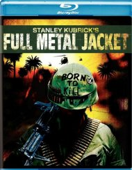 Full Metal Jacket: Deluxe Edition Blu-ray