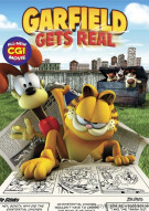Garfield Gets Real Movie