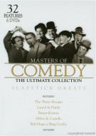 Ultimate Masters Of Comedy Collection Movie