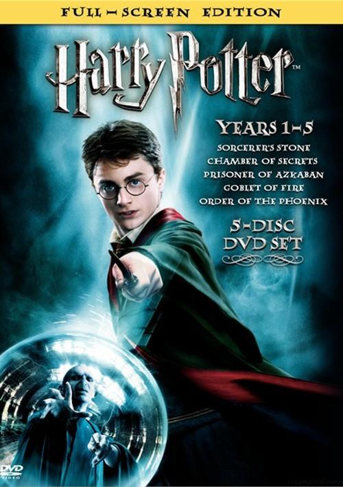 Harry Potter: Years 1 - 5 (Fullscreen) Movie