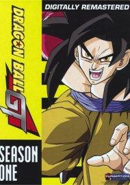 Dragon Ball GT: Season One Movie