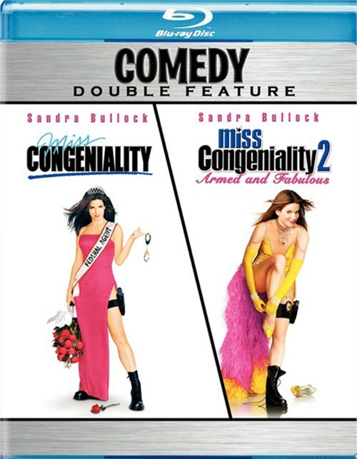 Miss Congeniality / Miss Congeniality 2 (Double Feature) Blu-ray