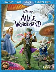 Alice In Wonderland (Blu-ray + DVD + Digital Copy) Blu-ray