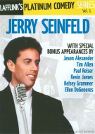 Lafflink Platinum Comedy Series Vol. 1: Jerry Seinfeld Movie