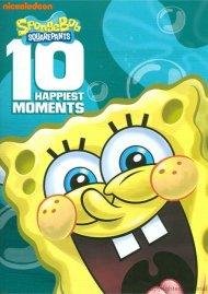 SpongeBob SquarePants: 10 Happiest Moments Movie