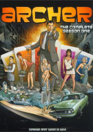 Archer: The Complete Season One Movie