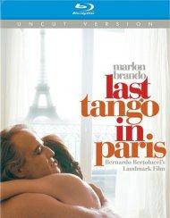 Last Tango In Paris Blu-ray