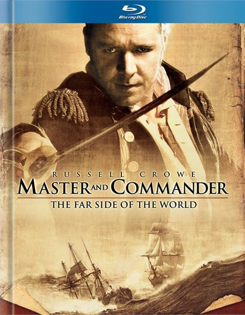 Master And Commander: The Far Side Of The World (Digibook) Blu-ray
