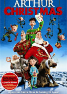 Arthur Christmas (DVD + UltraViolet) Movie