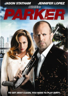 Parker (DVD + UltraViolet) Movie