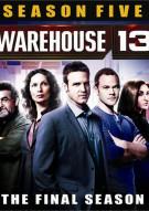 Warehouse 13: Season Five Movie