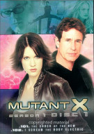 Mutant X: Season One - Disc 1 Movie