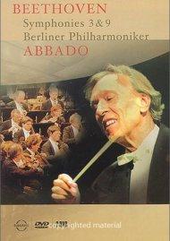 Abbado Beethoven Series, The: Symphonies Nos. 3 & 9 Movie