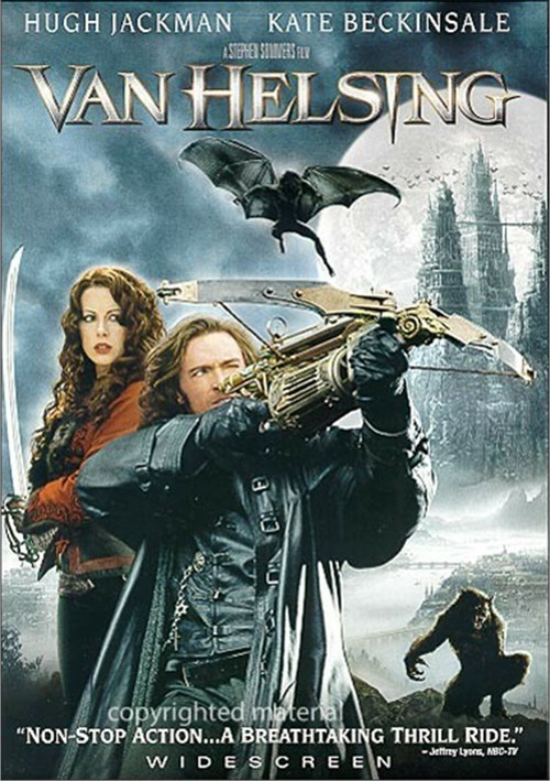 Van Helsing (Widescreen) Movie