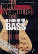 Tony Saunders: Beginning Bass Movie